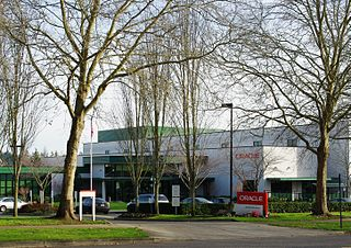 Oracle facility in Hillsboro, OR