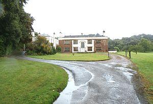 Orchard Wyndham - Orchard Wyndham, west front