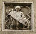 Orsanmichele, decorazione trifora 08.JPG