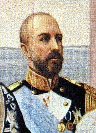 Prince Bernadotte - Image: Oscar of Sweden (1859) 1905