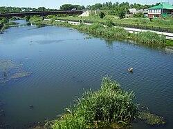 奥斯科尔河