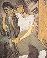 Otto Mueller - Zigeunerliebespaar - ca1916.jpeg