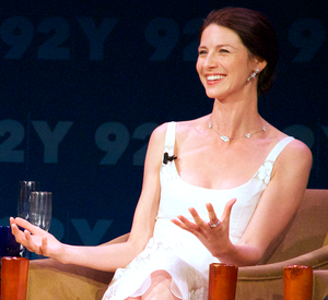 Caitriona Balfe - Balfe at the Outlander premiere episode screening in New York City, August 2014