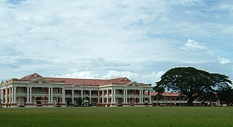 Anthony Burgess - The Malay College in Kuala Kangsar, Perak, where Burgess taught 1954–55