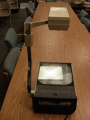 Overhead projector 3M 03