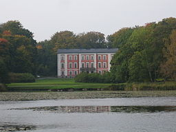 Ovesholms slott.