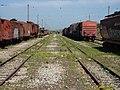 Pátio da Estação Engenheiro Acrísio em Mairinque - Variante Boa Vista-Guaianã km 167 - panoramio (3).jpg