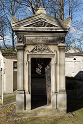 Tomb of Nottin and Moreau