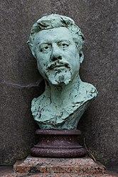 Alexandre Falguière: Tomb of Rouffiac