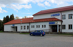 Přibyslav, train station.jpg