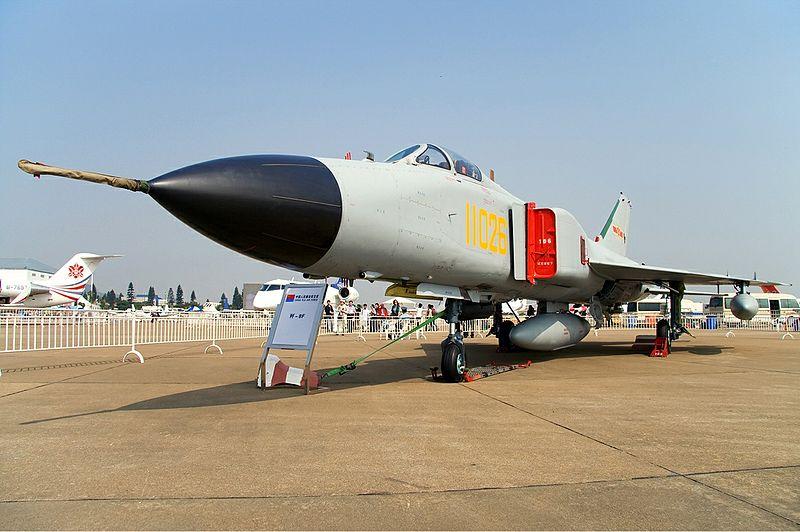 File:PLAAF Shenyang J-8II Jordan.jpg