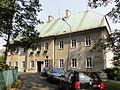 POL Bielsko-Biała Pl. M. Lutra 12, Pl. Ks. Ściegennego 8 - plebania EA 1.JPG