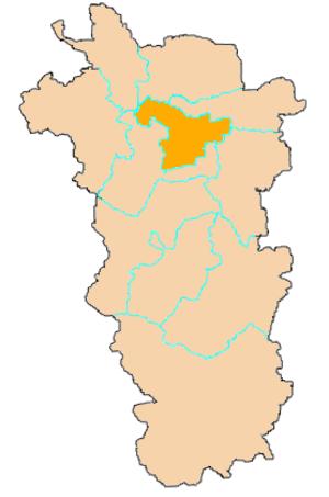 Jasło County - Image: POL pow jasielski