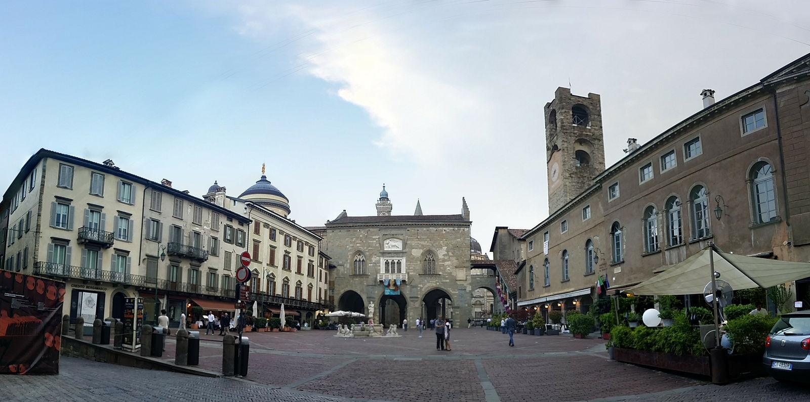 Bergamo Alta - Piazza Vecchia