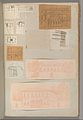 Page from a Scrapbook containing Drawings and Several Prints of Architecture, Interiors, Furniture and Other Objects MET DP372107.jpg