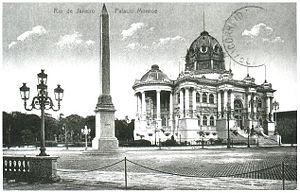 Federal Senate - Monroe Palace, second seat of the Senate