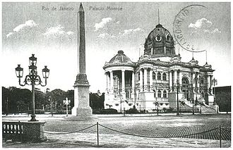 Federal Senate - Monroe Palace, second seat of the Senate
