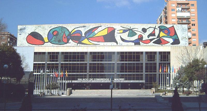 Archivo:Palacio de Congresos y Exposiciones (Madrid) 01.jpg