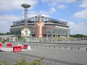 Élan Béarnais Pau-Lacq-Orthez - The Palais des Sports, home arena of the team