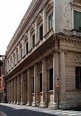 Palacio Barbaran da Porto, Vicenza (1569-1575)
