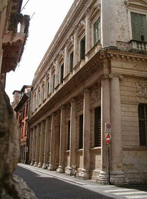 Palazzo Barbaran da Porto - Palazzo Barbaran da Porto in Vicenza