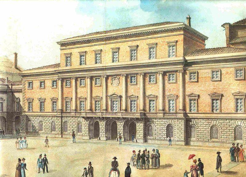 File palazzo ducale wikimedia commons for Palazzi di una storia