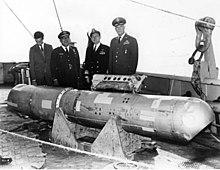 パロマレス米軍機墜落事故 引き上げられた水爆 画像wikipedeia