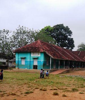 Panamaram - Panchayath School, Panamaram