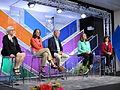 Panel on new treatments at Spotlight Health Aspen Ideas Festival 2015.JPG