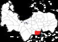 Pangasinan Locator map-Bautista.png