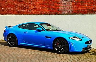 Jaguar XK (X150) - Jaguar XKR-S (X150)