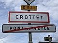 Panneau sortie Pont Veyle entrée Crottet 2.jpg