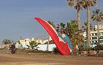 Paragliding in Puerto de la Cruz - Varjoliito C IMG 3054.JPG