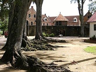 Fort Zeelandia (Paramaribo) - Fort Zeelandia