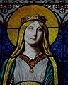 Paris (75017) Notre-Dame-de-Compassion Chapelle royale Saint-Ferdinand Vitrail 04.JPG