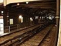 Paris Metro - Ligne 3 - station Pont de Levallois - Becon - tiroirs.jpg