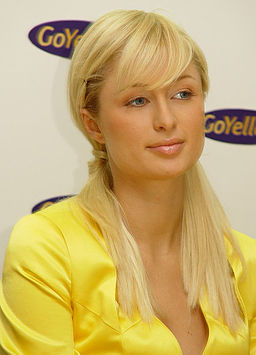 Paris hilton universal photo