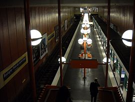Paris metro - Boulogne-Pont de Saint-Cloud - 3.JPG