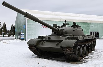 T-62 - Image: Park Patriot 2015part 10 12