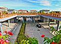 Parkir taksi Bandara Ngurah Rai (26004504773).jpg