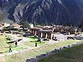 Parque Arqueologico de Ollantaytambo - Cusco Peru - panoramio (1).jpg