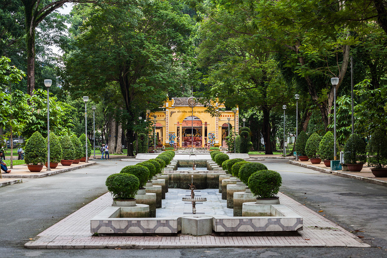 As es una parte de vietnam que perteneci a espa a taringa for Jardin des sens ho chi minh
