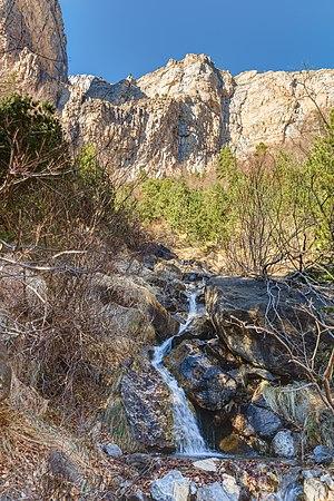 Ordesa Valley - River in Cotatuero