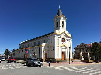 Puerto Natales - Cathedral of Puerto Natales