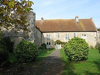 Domne Eafe granddaughter of King Eadbald of Kent