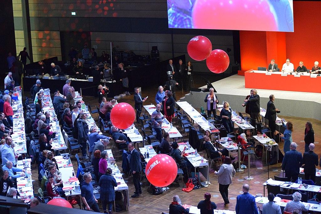 Parteitages der Partei DIE LINKE 2019, Bonn.3.jpg
