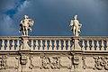Particolare di palazzo Maffei su piazza Erbe.jpg