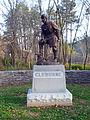 Patrick R. Cleburne statue at Ringgold Gap.jpg