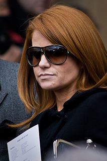 Patsy Palmer English actress