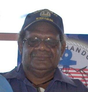 Patteson Oti Solomon Islands politician